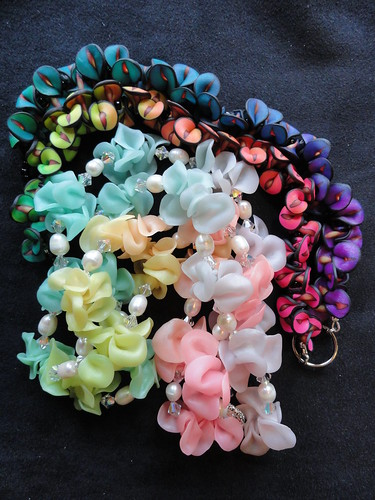 Lei Can Be Made With Construction Paper Yarn Solid: Can You Believe These Were From