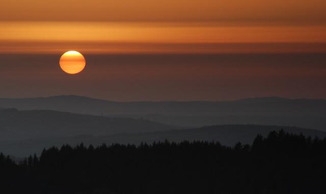 Burrator Sunset