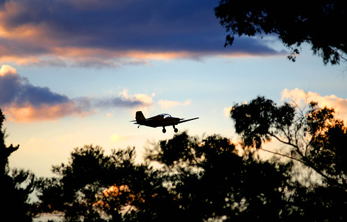 sunset aircraft 2011