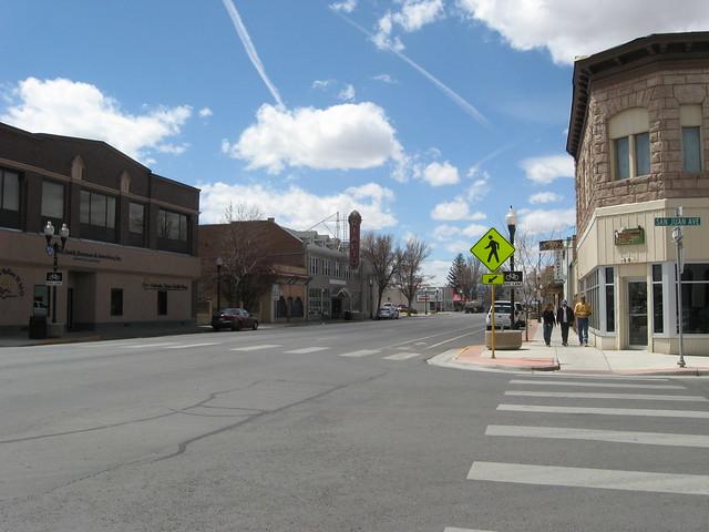 Alamosa Street Scene
