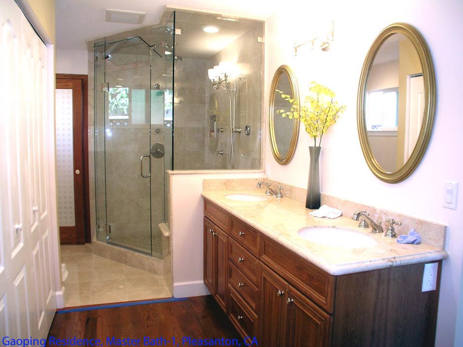 Custom Complete Bathroom Design Amp Remodel Pleasanton Ca