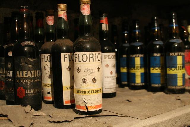 Il Talucco, the cantina