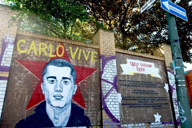 Carlo Vive Wall