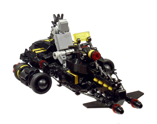 Neo Blacktron I - Alligator