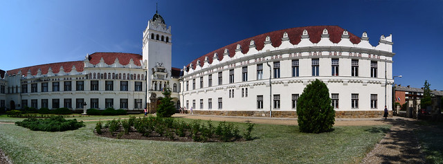 Comenius Academy of Sárospatak (Hungary)