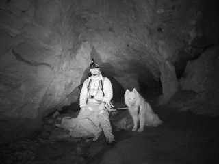 In The CAVE With The Princess | by woofdriver