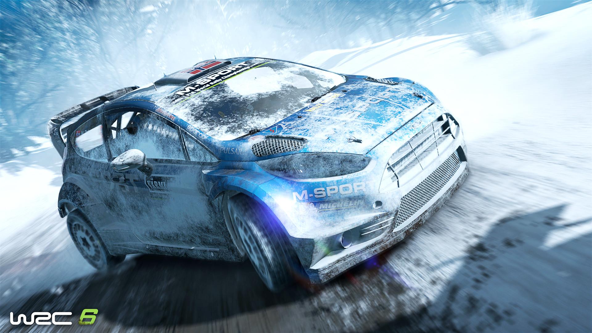 WRC 6 Release