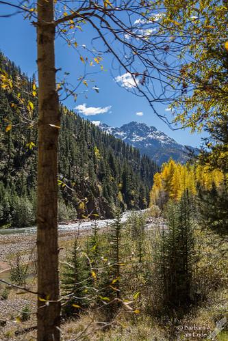 2016 animasriver colorado durangosilverton sanjuanmountains september narrowgauge train animalriver