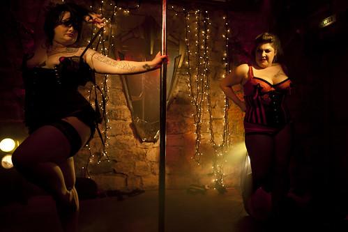 Burlesque Strip-Tease Battle (62) - 27Nov10, Paris (France