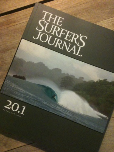Surfers Journal 20.1 - always stoked | by steveyb