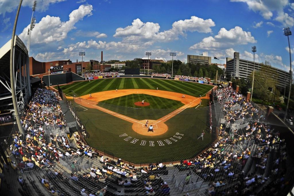 365@VU: 99 - Vanderbilt Baseball plays Alabama at Hawkins