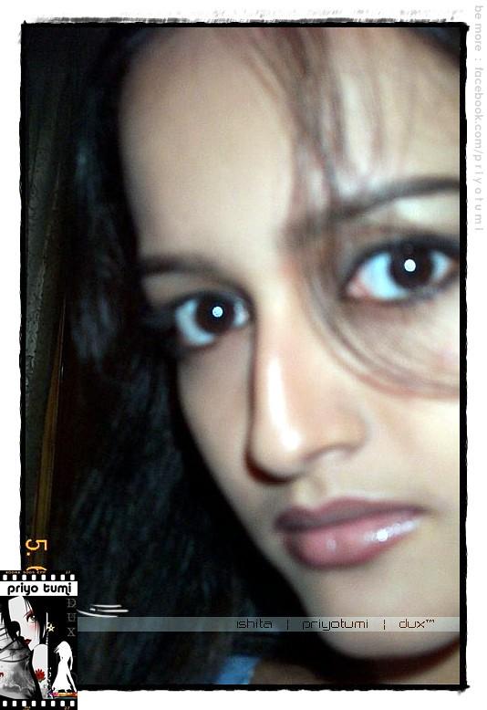 Ishita ¦ BD tv artist by priyotumi | Ishita Bangladeshi TV m