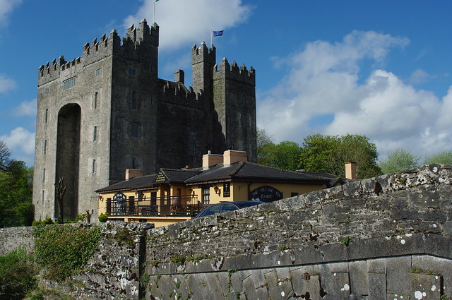 Bunratty Castle 041111