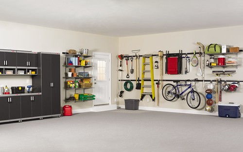 Rubbermaid FastTrack Garage Organization System | by Rubbermaid Products