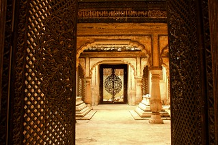 Inside Paigah Tombs | by Sonali Mangal
