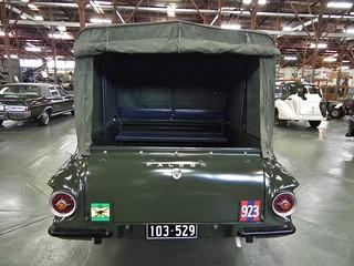 1966 Ford XP Falcon utility