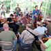 Heritage Stage, Jam Session Tent at Louisiana Folk Roots Heritage Festival, Chicot State Park, April 16, 2011