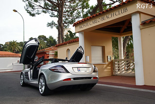 Mercedes-Benz McLaren SLR Roadster | by RGT3 Pics