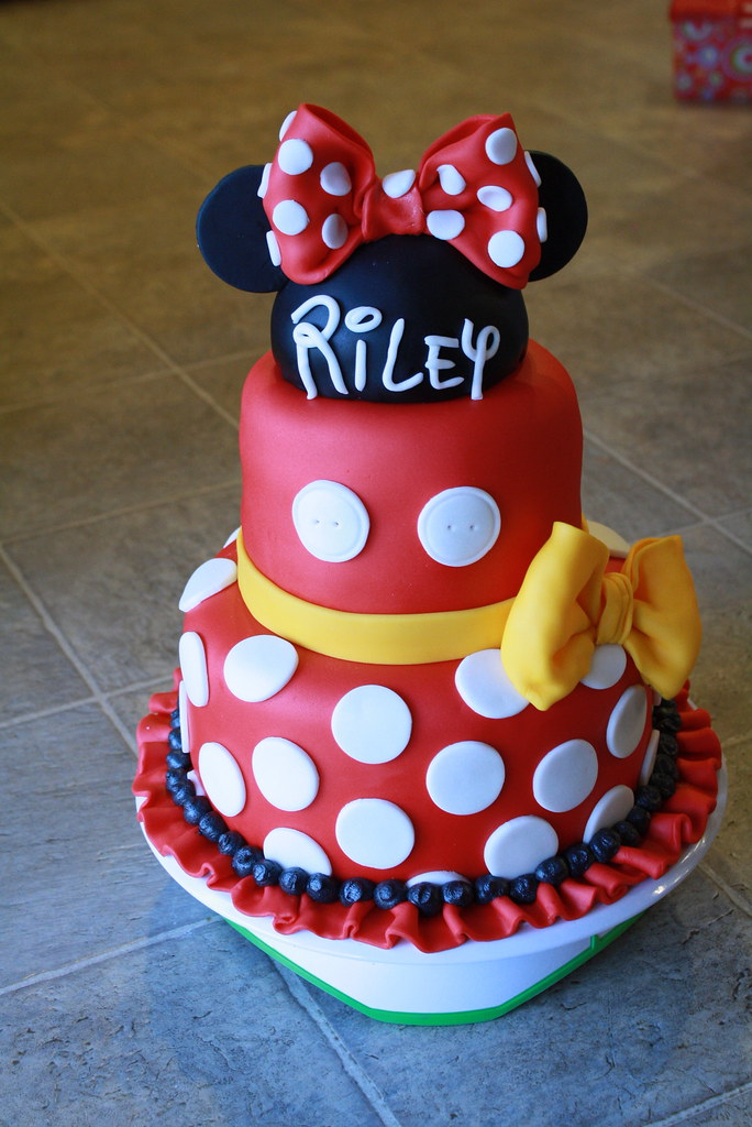 Rileys 5th Birthday Cake
