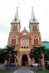 Notre Dame basilica, Saigon