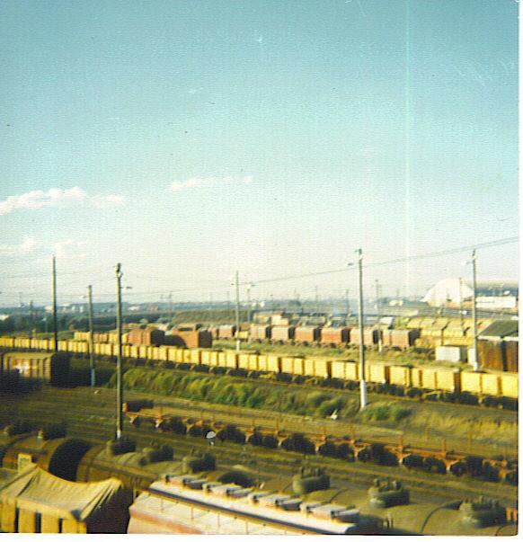 North Geelong Yard 8, c 1978 by MurrayJoe