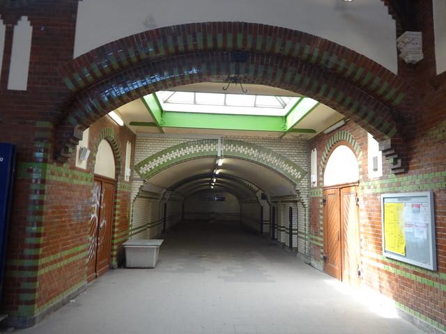 1899/1901 Magdeburg Gleisunterführung Bahnhof Neustadt von EBBI Paul Michaelis Gröperstraße in 39106 Alte Neustadt