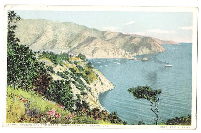 1910 Catalina Island