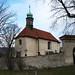 Tetín – kostel sv. Jana Nepomuckého, foto: Petr Nejedlý