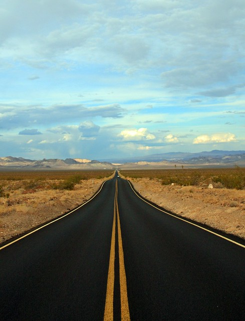 The long lonesome highway