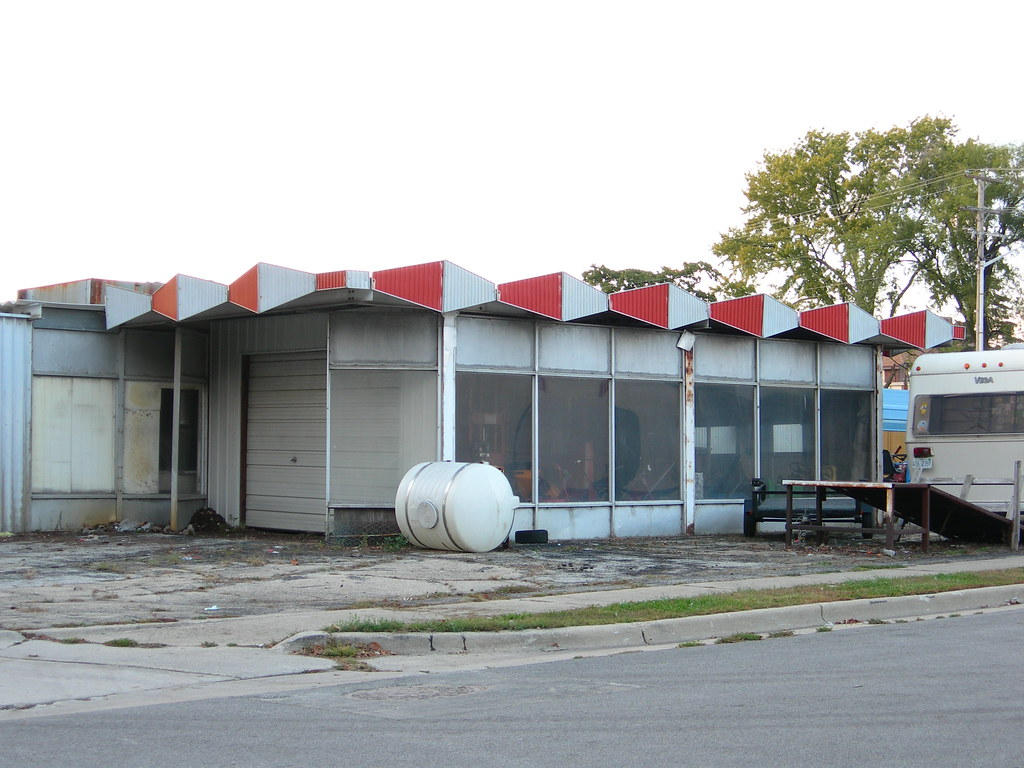Former Robo Automatic Car Wash