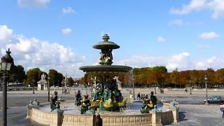 P1080991 France, Paris, Place de la Concorde, la fontaine des Fleuves de Jacques Hittorff | by Marie Thérèse Hébert & Jean Robert Thibault