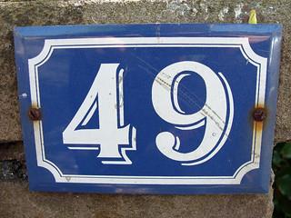 No 49 - blue metal | by kirstyhall