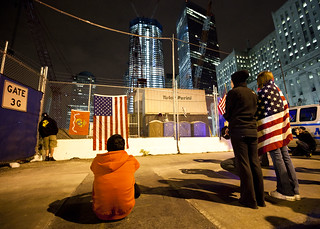 Ground Zero after Osama bin Laden's death | by Dan Nguyen @ New York City
