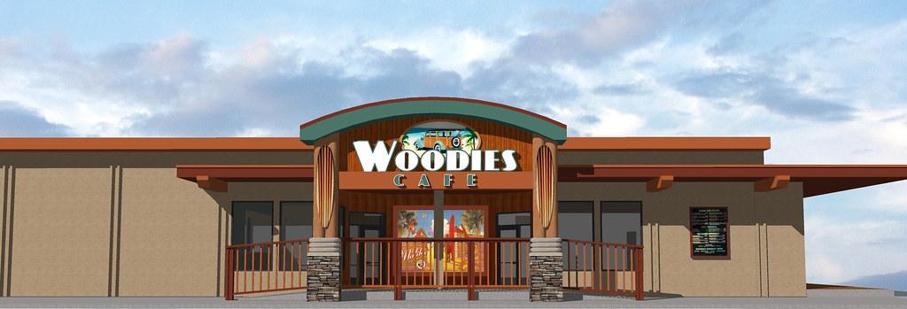 Food Wood Background