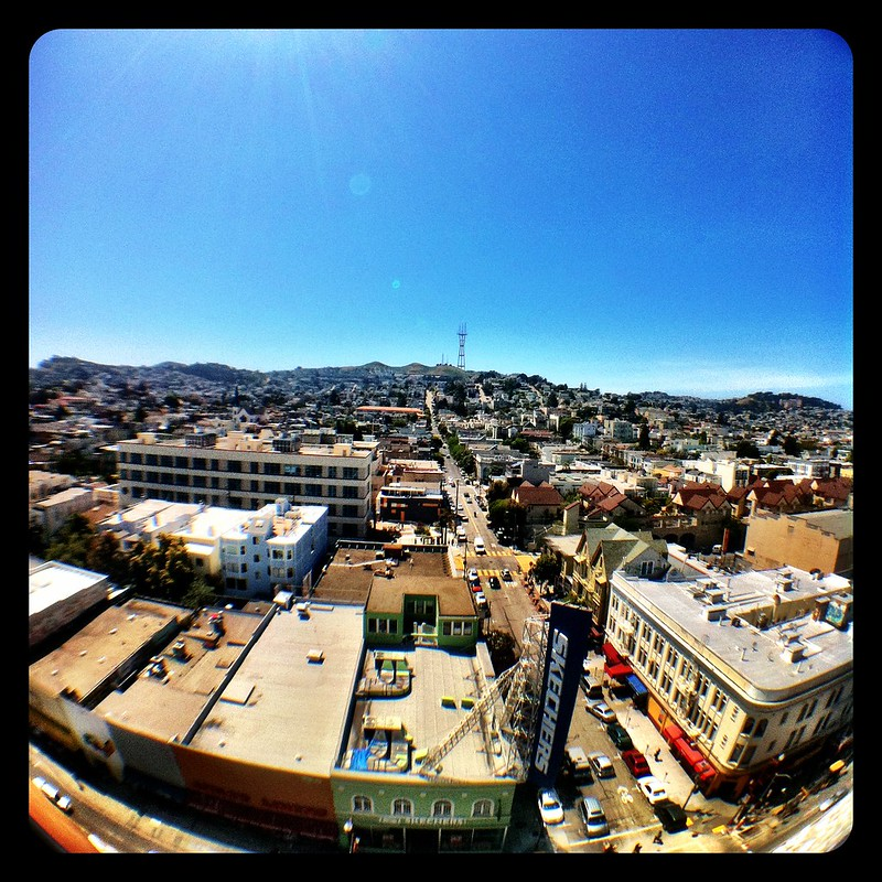 The View from the Typekit offices