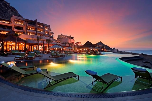 Capella Pedregal Hotel Pool