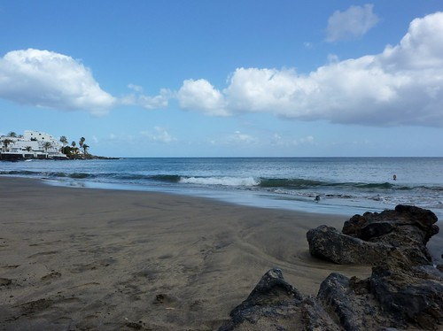 Puerto del Carmen Beach (04/04/2011)