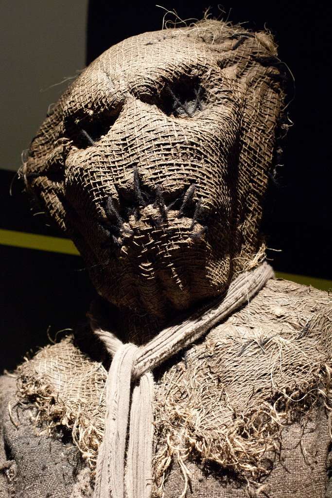 Scarecrow - Monsters and Enemies: Doctor Who Experience - …   Flickr