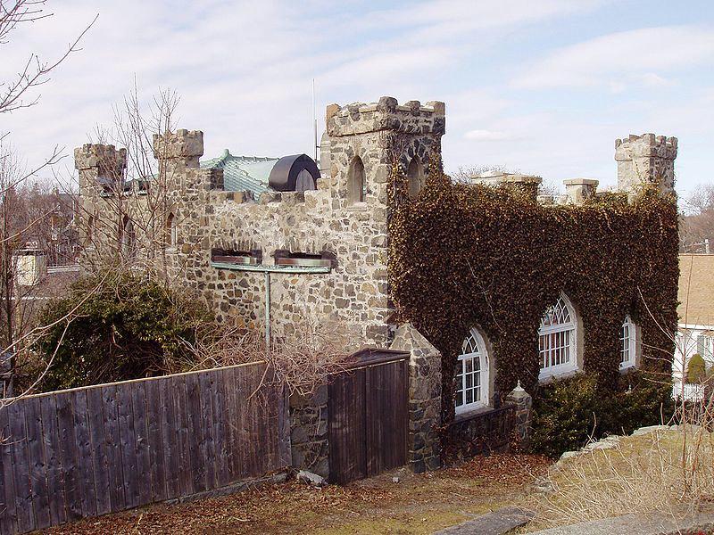 Herreshoff Castle 1920s