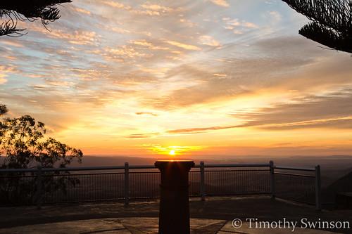 sunrise point picnic australia queensland toowoomba