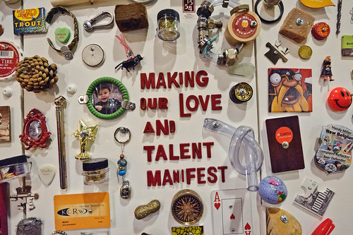 Motto of New Belgium Brewery: Making our Love And Talent Manifest | by goingslowly