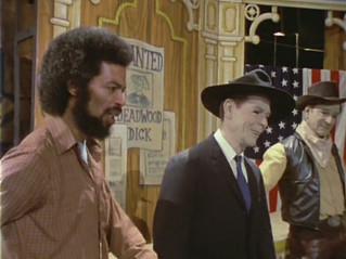 gil scott-heron ronald reagan and john wayne - b movie american nostalgia | by amaah