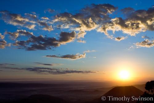mountain nature sunrise table top australia queensland tabletop toowoomba