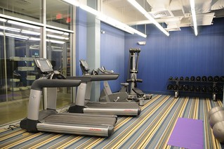 Aloft Charleston Airport & Convention Center—Fitness Center   by Aloft Hotels and Resorts