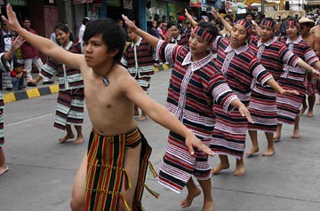 Lang Ay Festival Celebrated in Mountain Province - Zimbio