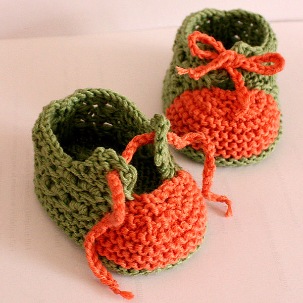Baby Booties Little feet