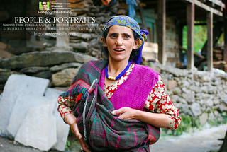MALANA TRIBE IN KULLU PEOPLE & PORTRAITS HIMACHAL PHOTOSTORIES FAMOUS FOR MALANA CREAM MARWANA AWFJ   by SDB Fine Art Travel of 2 Decades to 555+ Places Ph