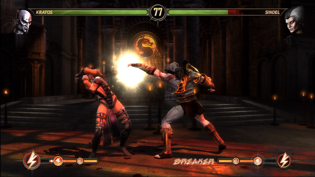 Mortal Kombat: Kratos Highlights | Mortal Kombat: How to Dom… | Flickr