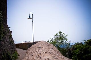 capalbio  - passeggiata sulle mura   by 1la