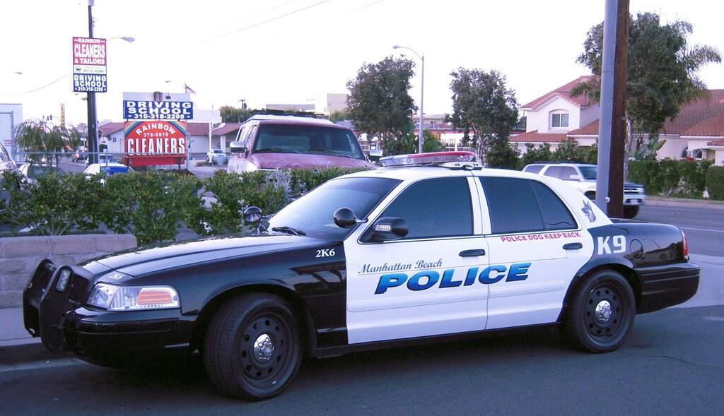 Manhattan Beach Police K-9 | CODE 4 | Flickr